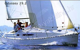 Sun Odyssey 29.2