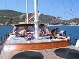 Aborda - schooner