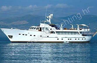 Benetti 34 luxury yachts Croatia