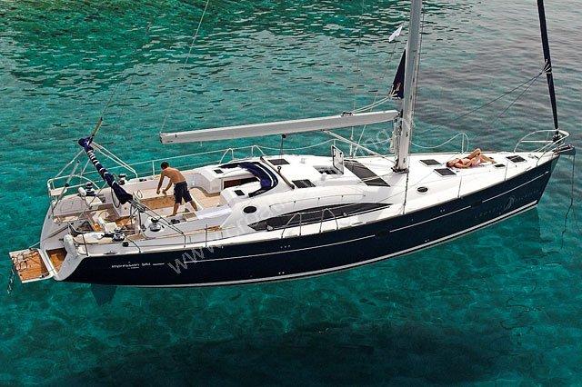 Segelyachten  Elan 514 Impression Kroatien - Segelboote, Segelyachten charter ...